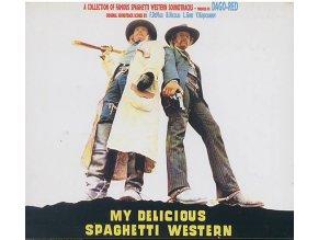 My Delicious Spaghetti Western (CD)