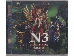 N3 - Ninety-Nine Nights (soundtrack - CD)