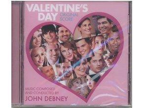 Na sv. Valentýna (score - CD) Valentines Day