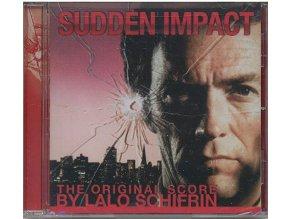 Náhlý úder (soundtrack - CD) Sudden Impact