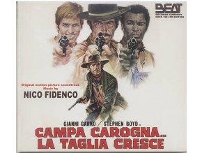 Napadení (soundtrack - CD) Campa Carogna... La Taglia Cresce