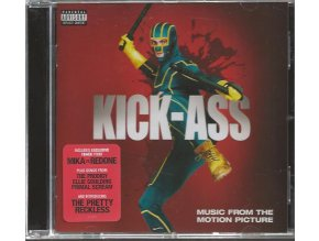 Nářez (soundtrack - CD) Kick-Ass