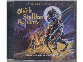 Návrat černého hřebce (soundtrack - CD) The Black Stallion Returns
