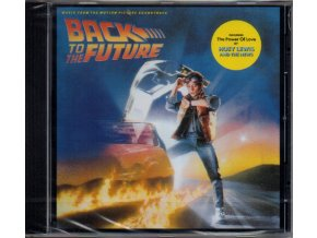 back to the future soundtrack cd