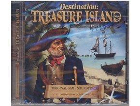 Návrat na ostrov pokladů (soundtrack - CD) Destination: Treasure Island