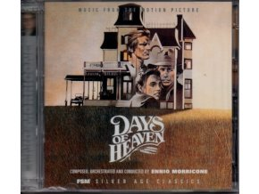 Nebeské dny (soundtrack - CD) Days of Heaven