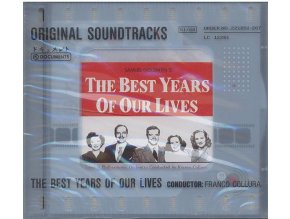 Nejlepší léta našeho života (soundtrack - CD) The Best Years of Our Lives