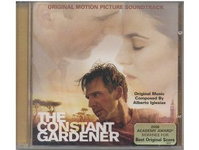 Nepohodlný (soundtrack - CD) The Constant Gardener
