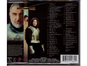first knight soundtrack jerry goldsmith