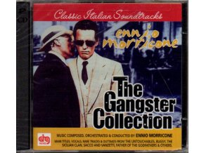 ennio morricone the gangster collection cd