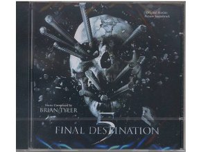 Nezvratný osud 5 (soundtrack - CD) Final Destination 5