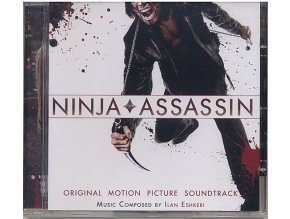 Ninja Assassin (soundtrack - CD)