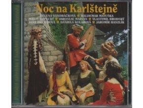 Noc na Karlštejně (soundtrack - CD)