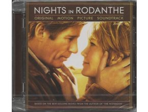 Noci v Rodanthe (soundtrack - CD) Nights in Rodanthe