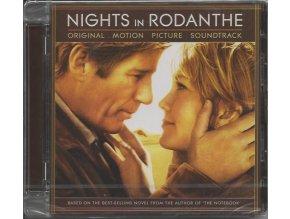 Noci v Rodanthe (soundtrack - CD) Nights in Rodanthe