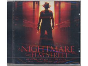 Noční můra v Elm Street (score - CD) A Nightmare on Elm Street