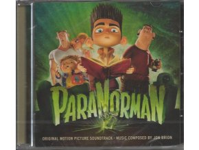 Norman a duchové (soundtrack - CD) ParaNorman