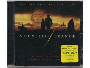 Nová Francie / Spalující romance (soundtrack) Nouvelle-France