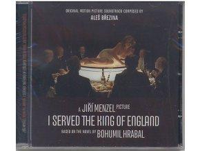 Obsluhoval jsem anglického krále (soundtrack - CD) I Served the King of England