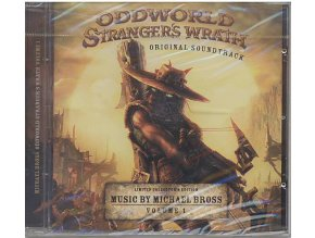 Oddworld Strangers Wrath (soundtrack - CD)