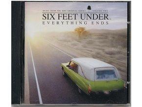 Odpočívej v pokoji (soundtrack - CD) Six Feet Under: Everything Ends