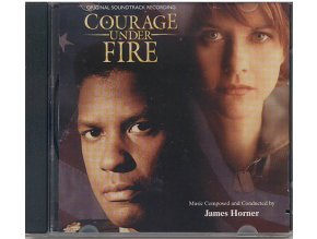 Odvaha pod palbou (soundtrack - CD) Courage Under Fire