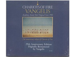 Ohnivé vozy (soundtrack - CD) Chariots of Fire (25th Anniversary Edition)