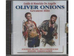 Oliver Onions: Greatest Hits (CD)