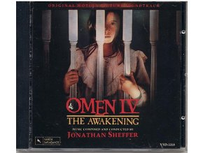 Omen IV: Probuzení (soundtrack - CD) Omen IV: The Awakening
