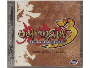 Onimusha 3: Demon Siege (soundtrack - CD)