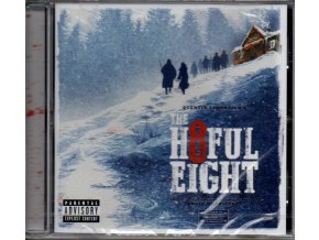 hateful eight soundtrack cd ennio morricone