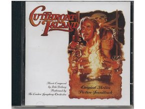 Ostrov hrdlořezů (soundtrack - CD) Cutthroat Island