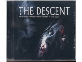 Pád do tmy (soundtrack - CD) The Descent