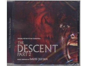 Pád do tmy 2 (soundtrack - CD) The Descent: Part 2