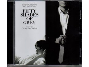 Padesát odstínů šedi (score - CD) Fifty Shades of Grey