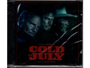 Pachuť pomsty (soundtrack - CD) Cold in July