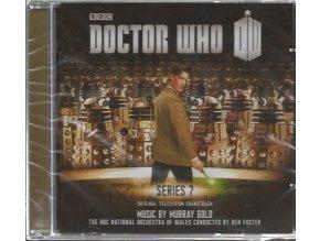 Pán času (soundtrack - CD) Doctor Who: Series 7