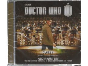 Pán času (soundtrack - CD) Doctor Who: Series 7