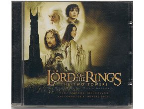Pán prstenů: Dvě věže (soundtrack - CD) The Lord of the Rings: The Two Towers