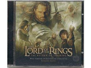 Pán prstenů: Návrat krále (soundtrack - CD) The Lord of the Rings: The Return of the King