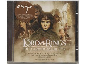 Pán prstenů: Společenstvo prstenu (soundtrack - CD) The Lord of the Rings: The Fellowship of the Ring