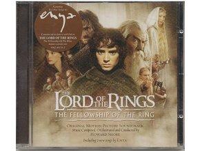 Pán prstenů: Společenstvo prstenu (soundtrack) The Lord of the Rings: The Fellowship of the Ring