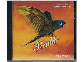 Paulie (soundtrack - CD)