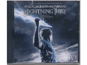 Percy Jackson: Zloděj blesku (soundtrack - CD) Percy Jackson & the Olympians: The Lightning Thief