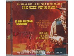 Piero Piccioni Western Quartet (CD)