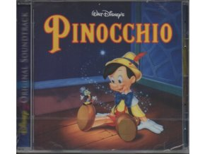 Pinocchio (soundtrack - CD)