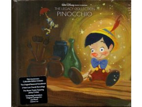 Pinocchio: The Legacy Collection (CD)