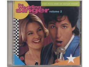 Píseň pro nevěstu (soundtrack - CD) The Wedding Singer vol. 2