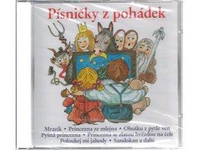 Písničky z pohádek (CD)