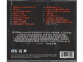 Plán útěku (soundtrack - CD) Escape Plan